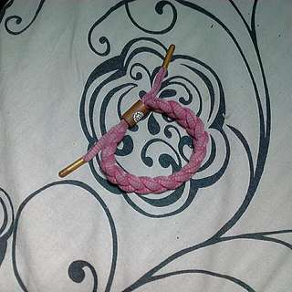 AUTHENTIC Pink Rastaclat
