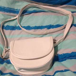 White Small Bag