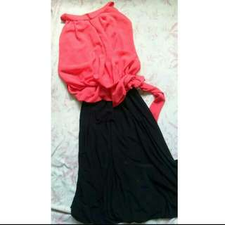 REPRICED!! Long Dress