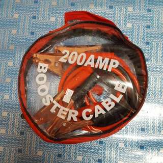 Car Jump Start Cable
