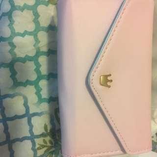 Prince Pink Wallet