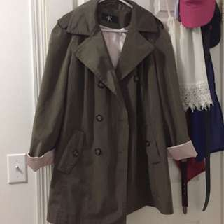 Calvin Klein Trench Coat