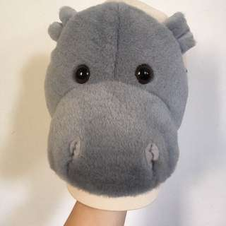 Animal Hat For Kids/ Toddler (hippo) Singapore Zoo