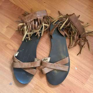 Womens Tribal Shoes Size 37