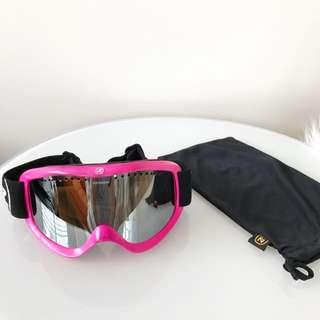 VonZiper Snow Goggles Pink