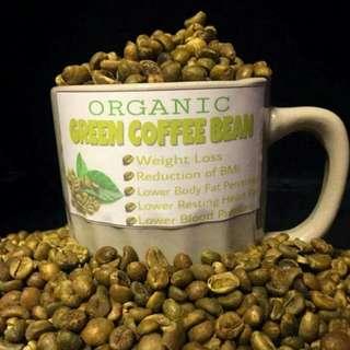 [ON HAND] Organic Green Coffee Beans