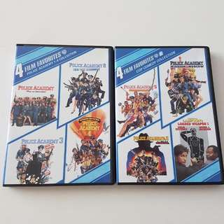 Police Academy Cop Comedy Collection