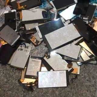 收您家中用不到的故障損壞即將報廢或維修金額過高的退役手機跟平板。(不一定每樣都收有問有機會)!