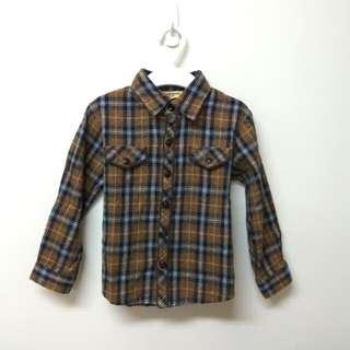 金安德森 男童襯衫(冬裝)2歲