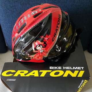 Preloved Cratoni Helmet