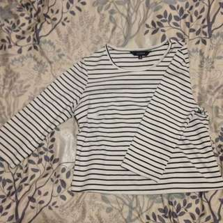 SIZE 10 GLASSONS TOP