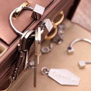 現貨供應✔️ㄧ個179元兩個300元情人節禮物👫🎁CK鑰匙圈高質感超值優惠組合限量特價生日禮物交換禮物