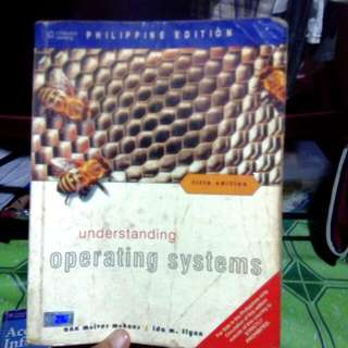 Operating Systems 5th edition