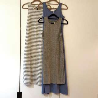Casual Jersey Dresses (set of 3)