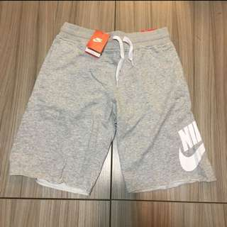 Nike 棉短褲