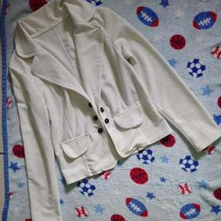 White Coat/balzer/jacket