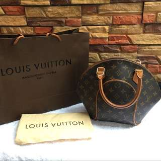 Louis Vuitton Ellipse Bag Authentic