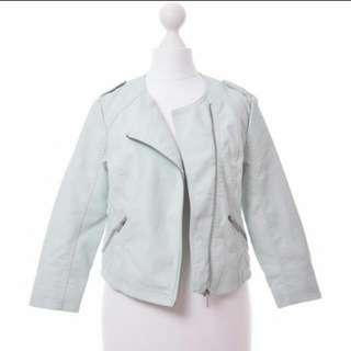 Bershka Leather Jacket