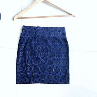 Cotton On Mini Bodycon Skirt