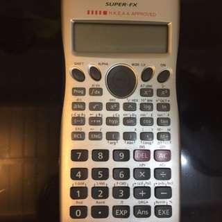 計數機 Casio Fx-3950P Calculator