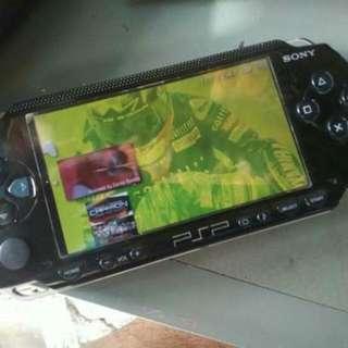 Psp Sony 1000