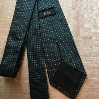 HUGO BOSS BLACKDOT TIE