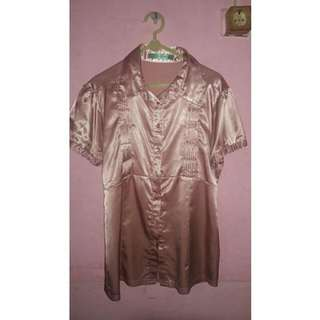 POINT ONE BLOUSE