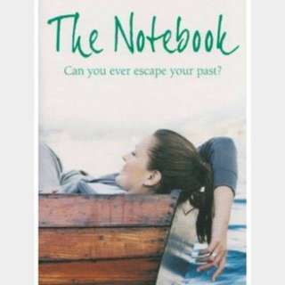 THE NOTEBOOK - NICOLAS SPARKS - NOVEL