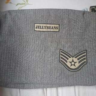 JELLYBEANS Messenger Bag
