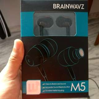 Sealed Brainwavz M5 Earpiece