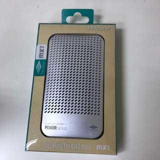 Mezone MX7 2in1 Speaker+5000MaH Powerbank
