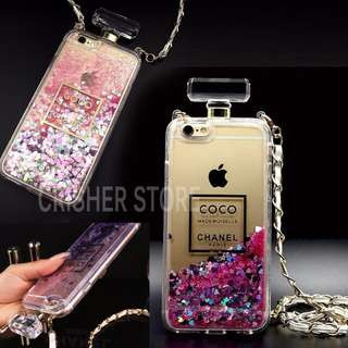 NEW CASE! Perfume Bottle 3D Case for iPhone 6 Plus, iPhone 7 7 Plus Chanel Perfume Water Case