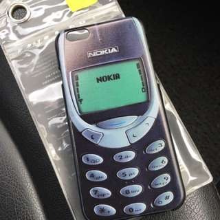 Nokia 3310 Iphone 6 Casing