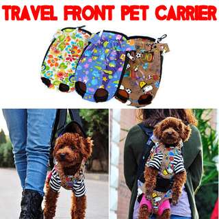 Foldable Pet Carrier for small animals (TPE025)