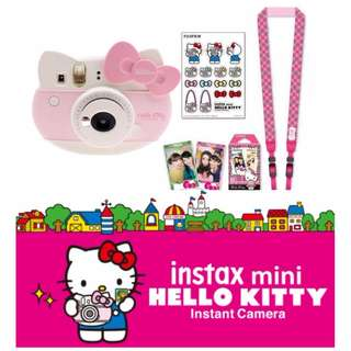 🛒Fujifilm Hello Kitty LIMITED EDITION Instax Mini 8 Pink