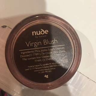 Nude By Nature Blush