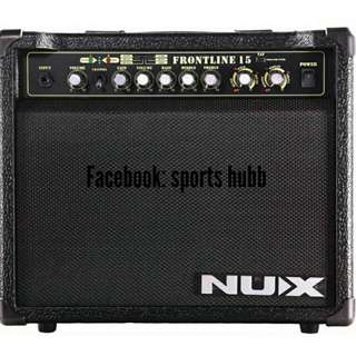 NuX Frontline 15watts Guitar Amplifier