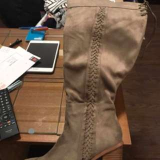 Torrid over The Knee Boot Size 9.5