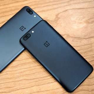 Oneplus 5 Midnight Black 128GB