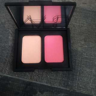 "NARS limited Edition ""Hot Sand And Laguna"" Blush"