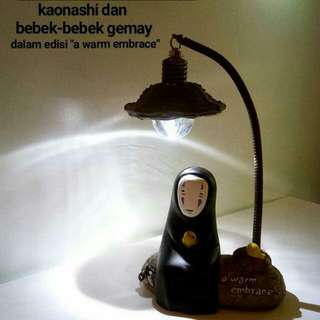 Spirited Away Nightlamp