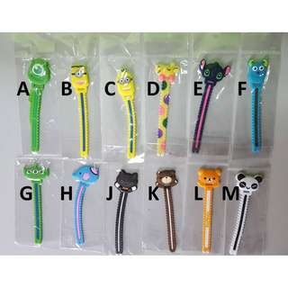 Cute Cable Tie set 12 for $10