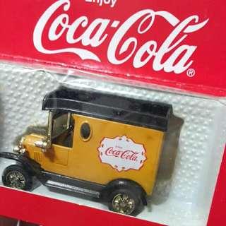 <絕版>可口可樂Coca Cola懷舊車仔toy