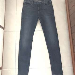 Giordano slim Tapered Jeans