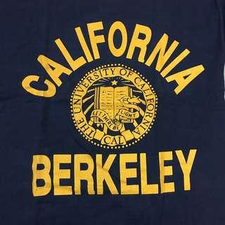 Vintage 100% Cotton University California