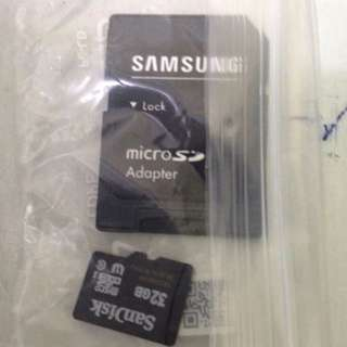 Micro Sd With Adaptor
