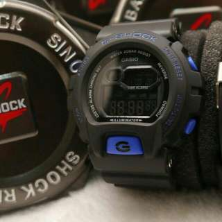 Casio G Shock Gred AA Blue