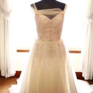 Bridal Gown Designed By Yto Gonzaga