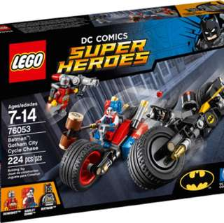 Lego 76053 Batman-Gotham City Cycle Chase