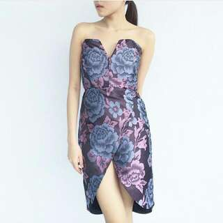 DICARI!! Tube Dress Brand Skipthelabel